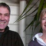 Hosts, Carl and Jeanne
