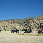 ATV's on the Beach
