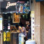 Ebeneezer's branch in Wan Chai