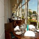 Restaurant alcove
