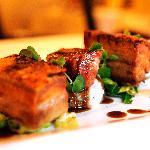 Our Pork dish