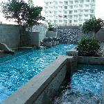Pool on the 7th Floor