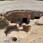 La necropoli di Anghelu Ruju Foto