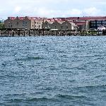 Hotel y Puerto Bories