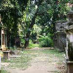 South Park St Cemetery.