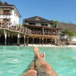 Chilling Zanzibar style