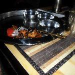 chicken tikka achari