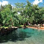 Lokuthula swimming pool