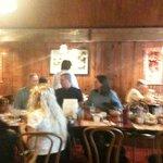 A vegetarian Meet Up took place at Pine Garden on Dec. 3, 2011