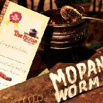 Mopani Worms - a must try!