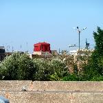 Baldachin des Anayela von außerhalb der Stadtmauer