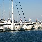 Kemer Yachthafen