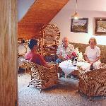 Heide Wohnzimmer