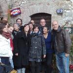 gruppo - Roma-Viterbo-Firenza