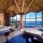 One-of-a-kind Hydrotherapy Room