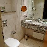Room 306 bathroom