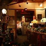 Inside Clara's
