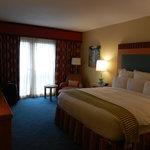 Hotel room - resort side - Room 374