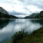 un tres joli lac