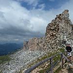 rando depart Wolkenstein
