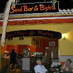 new bar opened,lovely people,lovely food,soul bar and bistro
