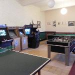 Sala de entretenimiento
