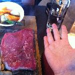 Check out the 400g Porterhouse