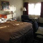 My ground-floor room