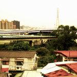 Treasure Hill (寶藏巖) is formally illegal settlement in Taipei City.