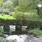 Bridge Bradford Dale Youlgreave