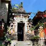 Balinese Gate Entrance
