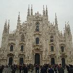 Milano, el Duomo