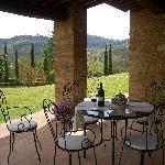 Barberino Apartment with Loggia in Chianti Country House Santa Maria a Poneta