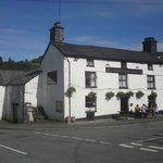 The Red Lion Hotel, Dinas Mawddwy