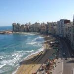Alexandria side view