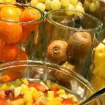 Restaurant - Buffet du petit-déjeuner