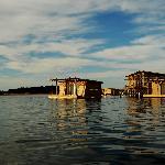 vista Hotel flotante