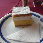 la famosa torta di bled :)