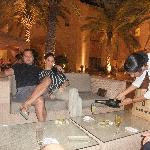 Happy Hour on Terrace at Al Husn