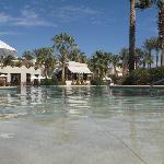 The main pool , fabulous