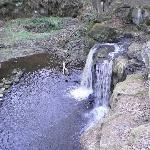 Balmule water falls