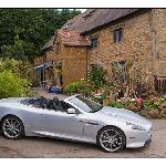 Aston Martin Virage at The Inn