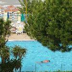 ein tolles Schwimmbad