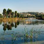 il lago-un grande ostacolo