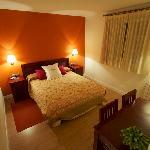 habitación encanto hotel hondarribia