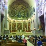basilique intérieur