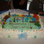 La torta Boheme fatta da Mario