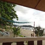 Aufnahme von der Terrasse