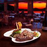 The award winning Boat Club Restaurant
