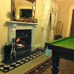 the beautiful billiards room